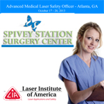 Advanced Medical Laser Safety Course