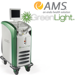 AMS GreenLight Laser System